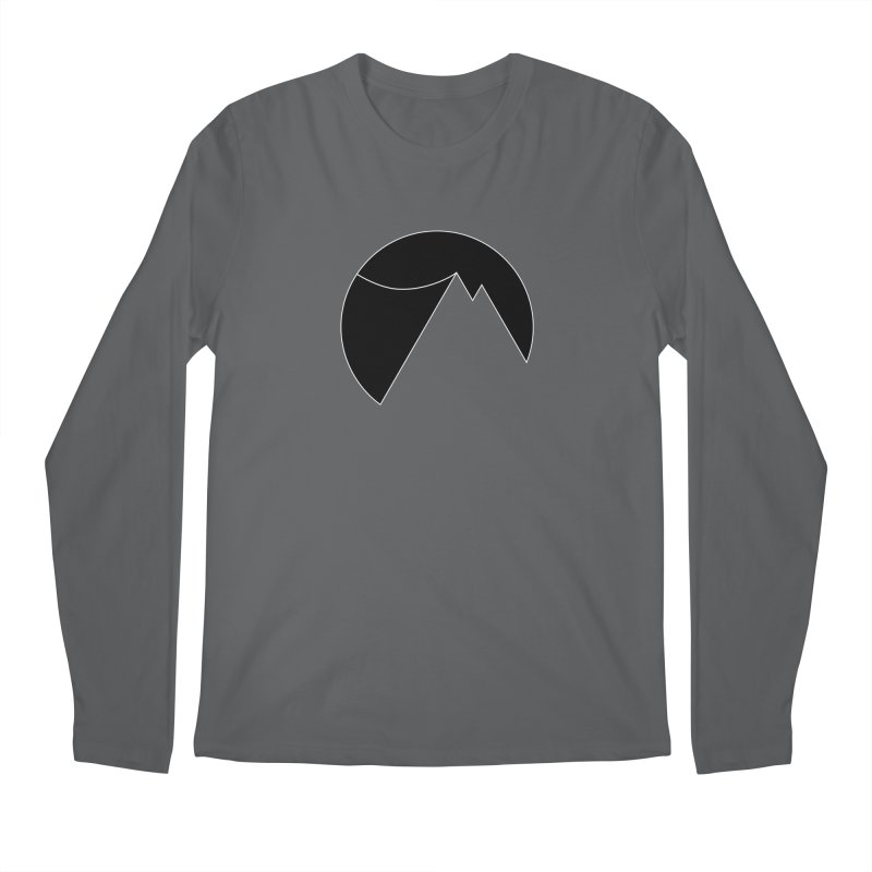 Slacklife Logo Black Men's Longsleeve T-Shirt by Slack Shop