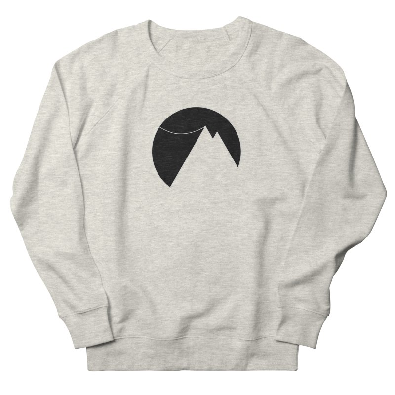Slacklife Logo Black Women's Sweatshirt by Slack Shop