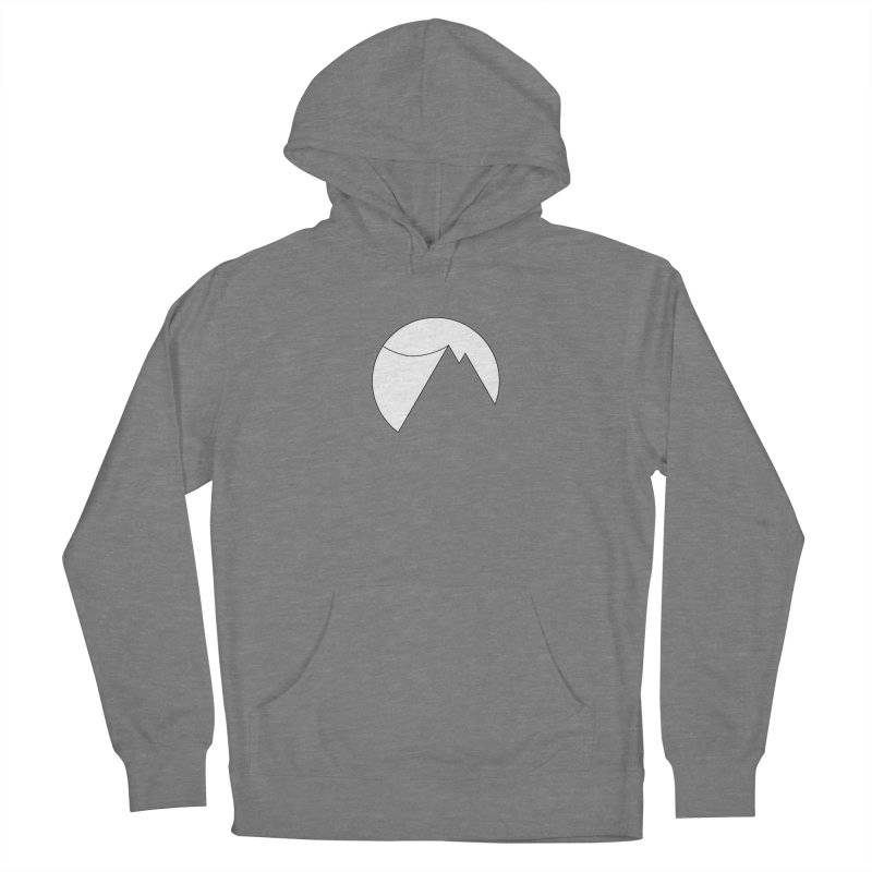 Slacklife Logo White Women's Pullover Hoody by Slack Shop