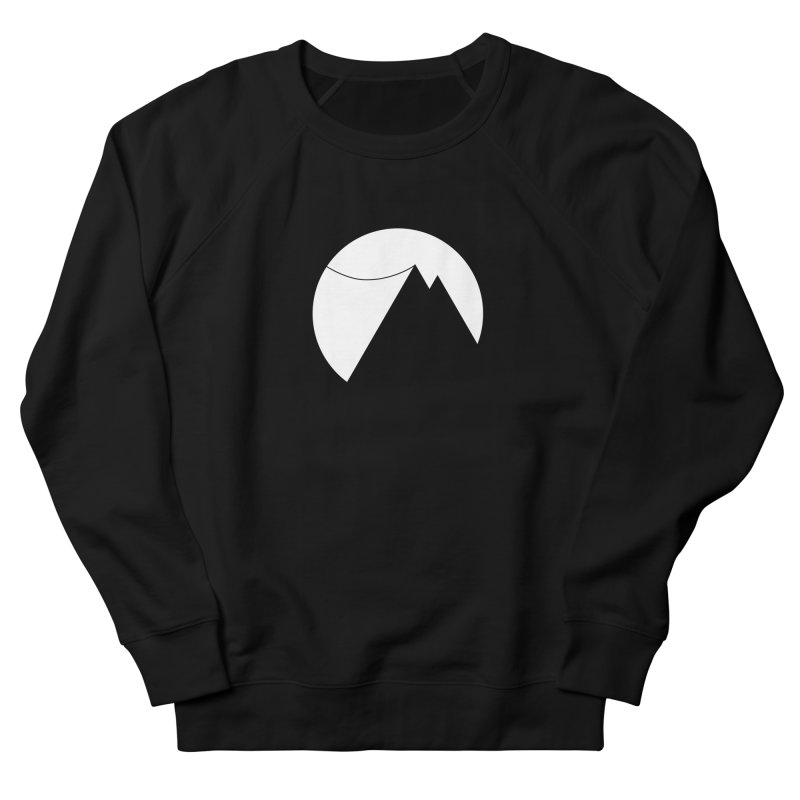 Slacklife Logo White Women's Sweatshirt by Slack Shop