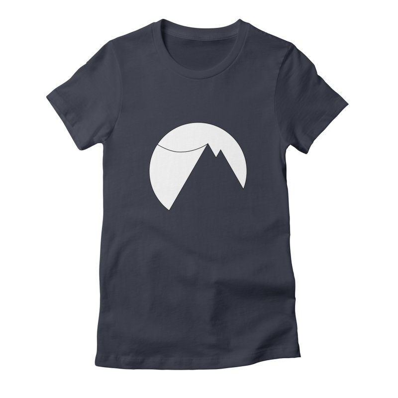 Slacklife Logo White Women's T-Shirt by Slack Shop