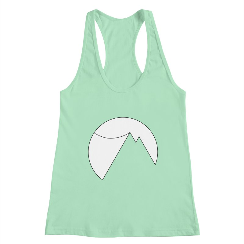 Slacklife Logo White Women's Tank by Slack Shop