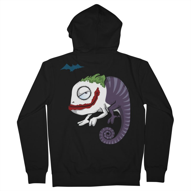 The Joker Men's Zip-Up Hoody by slamhm's Artist Shop