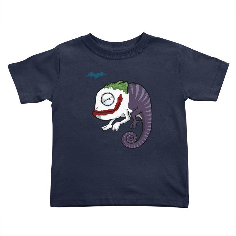 The Joker Kids Toddler T-Shirt by slamhm's Artist Shop