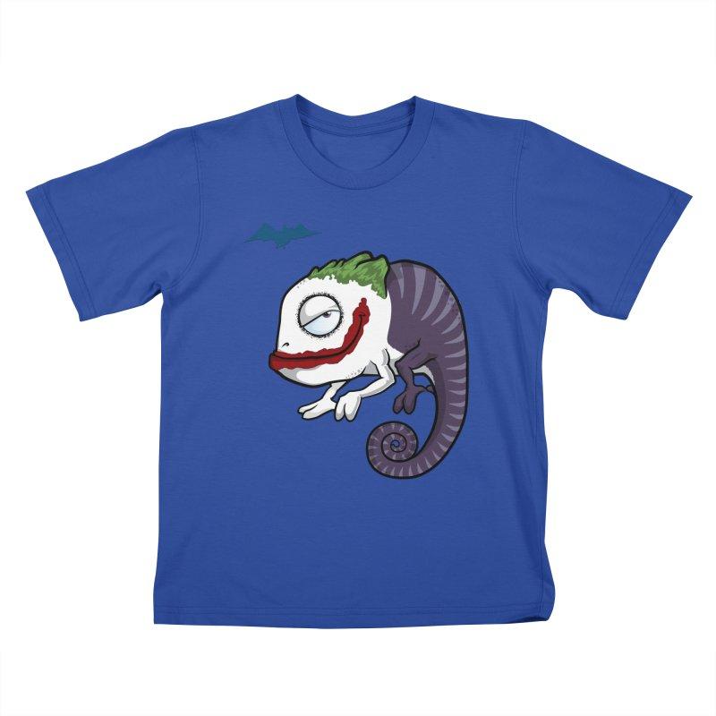 The Joker Kids T-Shirt by slamhm's Artist Shop