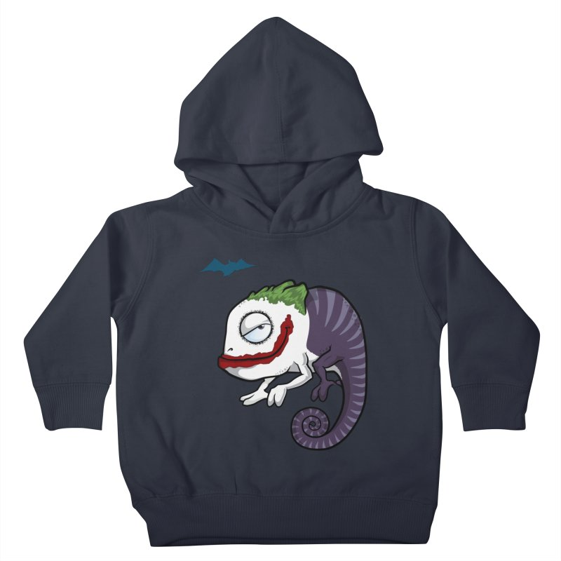 The Joker Kids Toddler Pullover Hoody by slamhm's Artist Shop