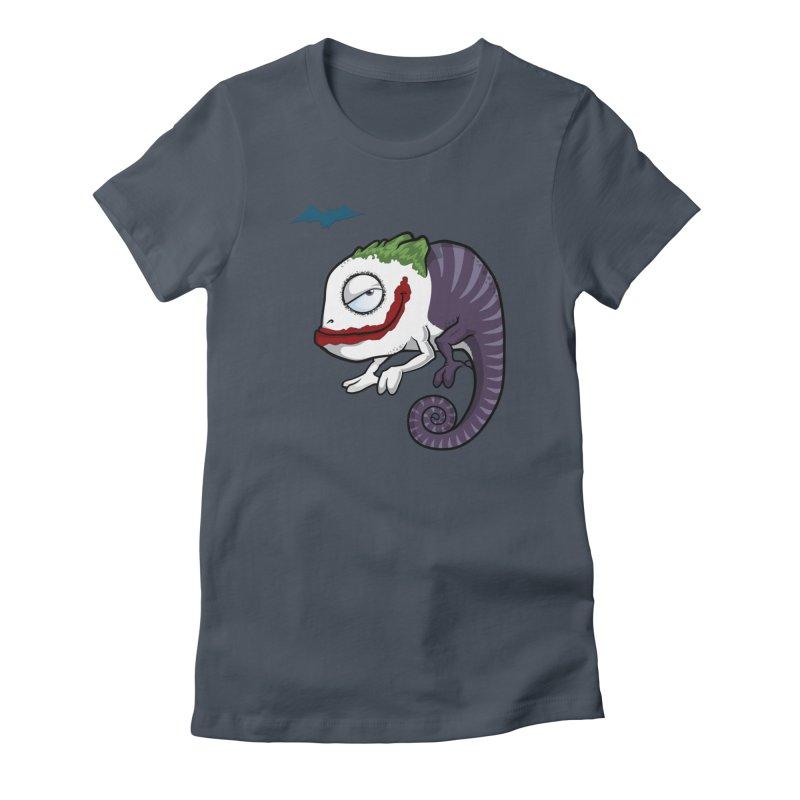 The Joker Women's T-Shirt by slamhm's Artist Shop