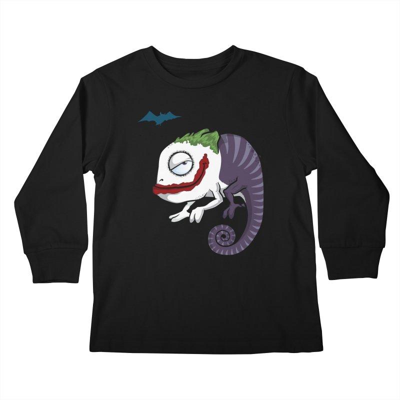 The Joker Kids Longsleeve T-Shirt by slamhm's Artist Shop