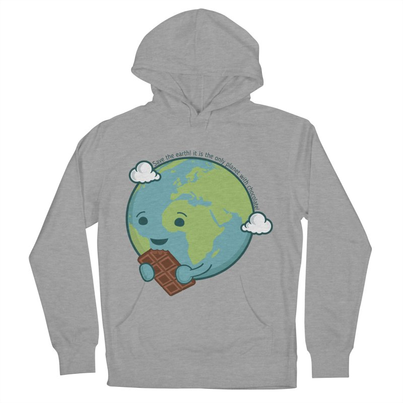 Save The Earth Women's Pullover Hoody by slamhm's Artist Shop