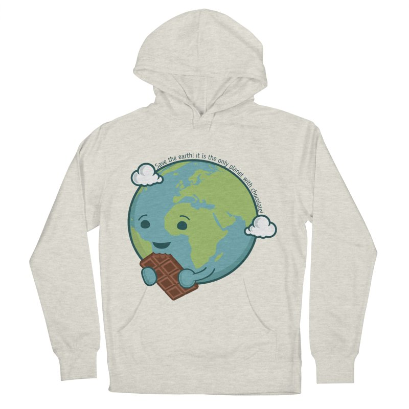 Save The Earth Men's Pullover Hoody by slamhm's Artist Shop