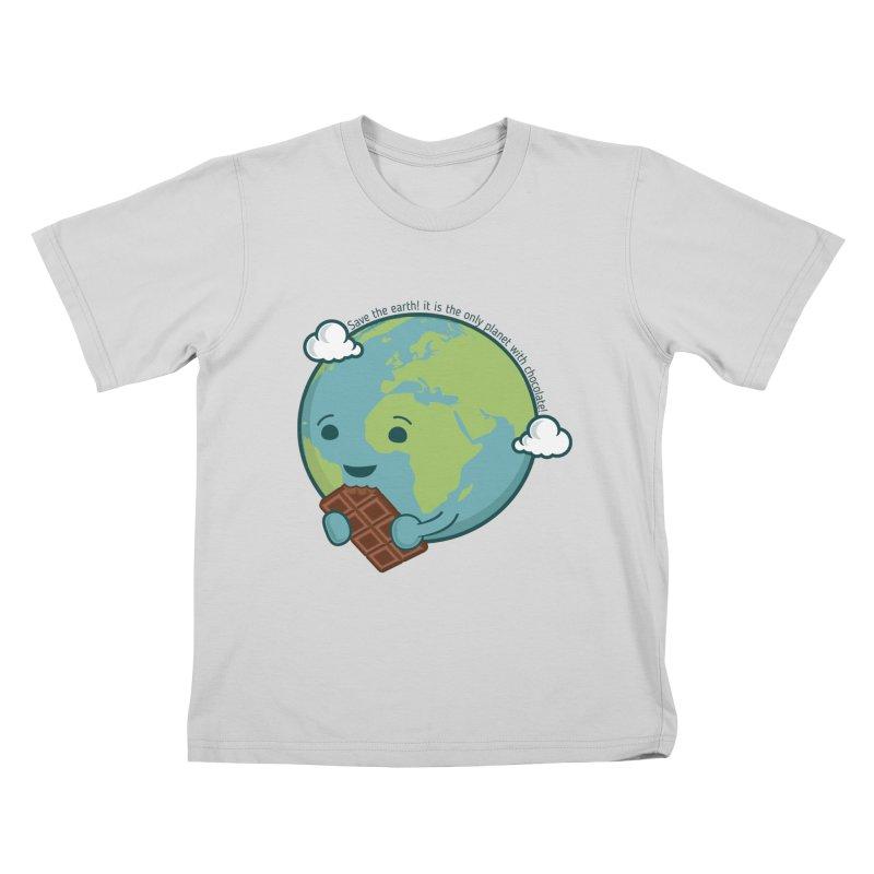 Save The Earth Kids T-Shirt by slamhm's Artist Shop