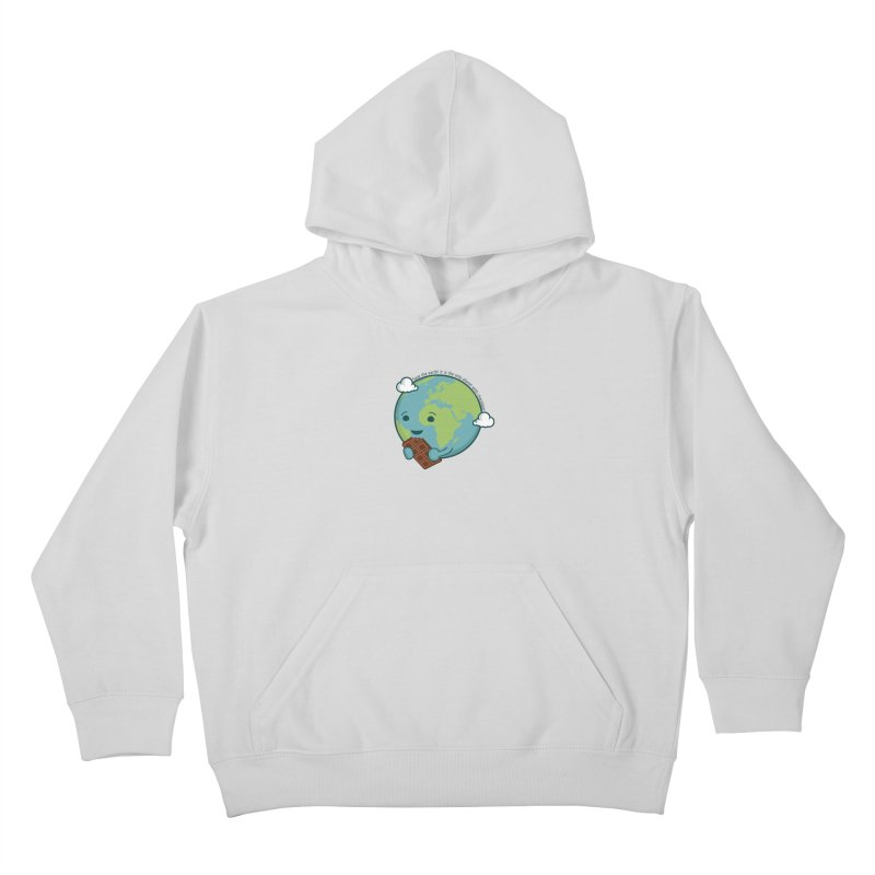 Save The Earth Kids Pullover Hoody by slamhm's Artist Shop