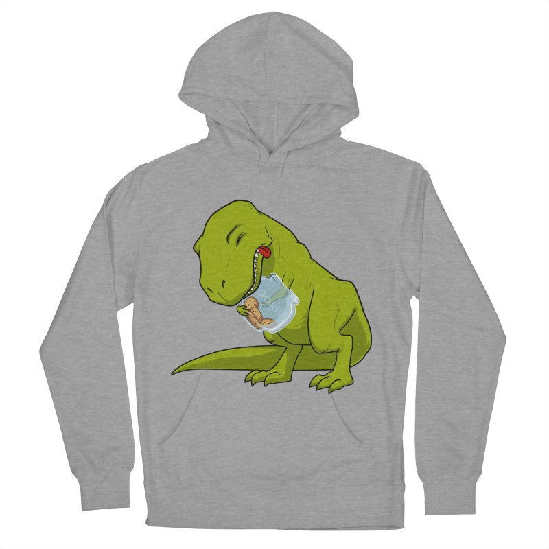T-Rex and Cookies Jar Women's Pullover Hoody by slamhm's Artist Shop