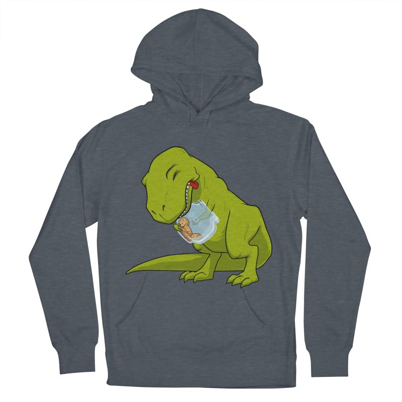 T-Rex and Cookies Jar Men's Pullover Hoody by slamhm's Artist Shop