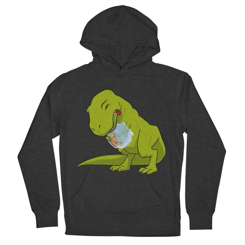 T-Rex and Cookies Jar Men's Pullover Hoody by slamhm's Artist Shop