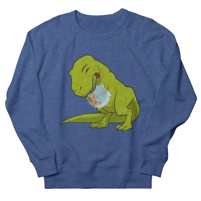 T-Rex and Cookies Jar Women's Sweatshirt by slamhm's Artist Shop