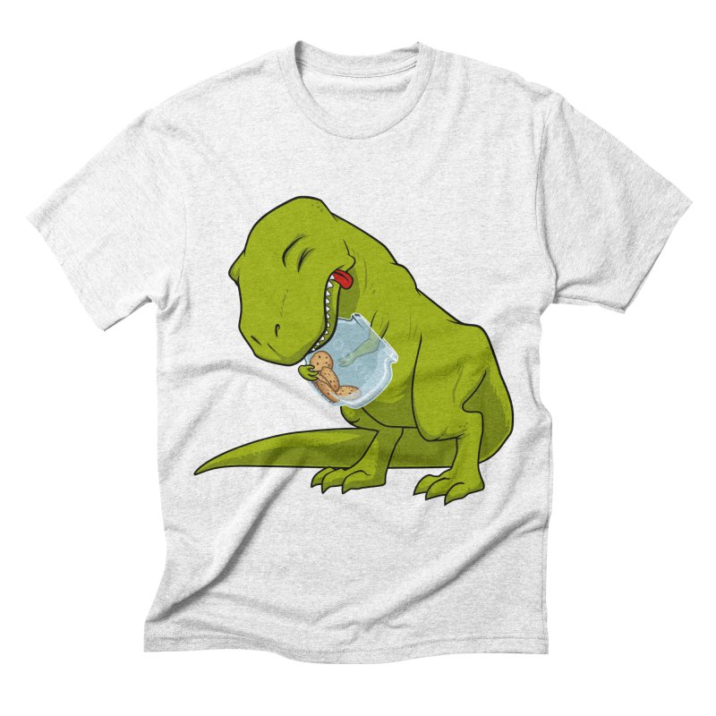 T-Rex and Cookies Jar   by slamhm's Artist Shop