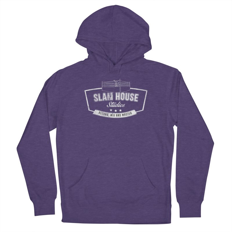 Swag Women's French Terry Pullover Hoody by Slamhouse Studio Artist Shop