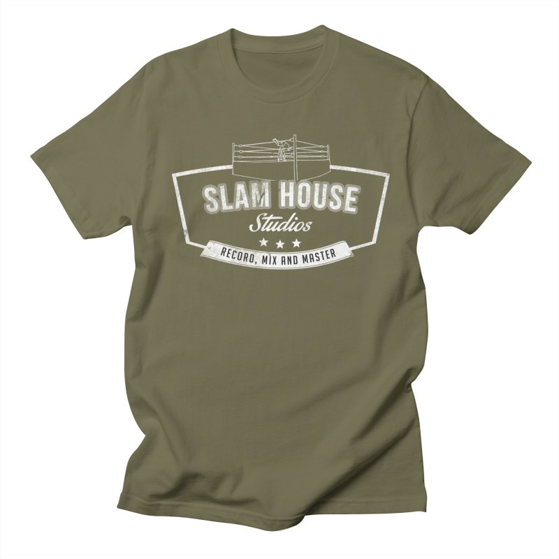 Swag Men's T-Shirt by Slamhouse Studio Artist Shop