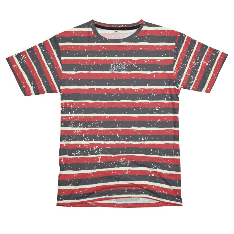 DuBBle D Ranch Men's French Terry T-Shirt Cut & Sew by Slap Happy Ultd Emporium