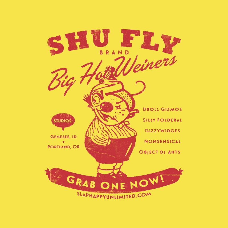 SHUFLY Big Hots Home Throw Pillow by shuSHOP