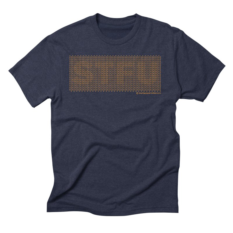 STFU v2 Men's Triblend T-Shirt by Slap Happy Ultd Emporium