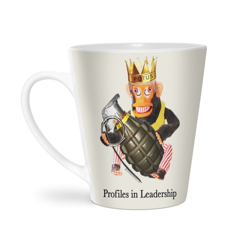Profiles in Leadership Accessories Latte Mug by Slap Happy Ultd Emporium