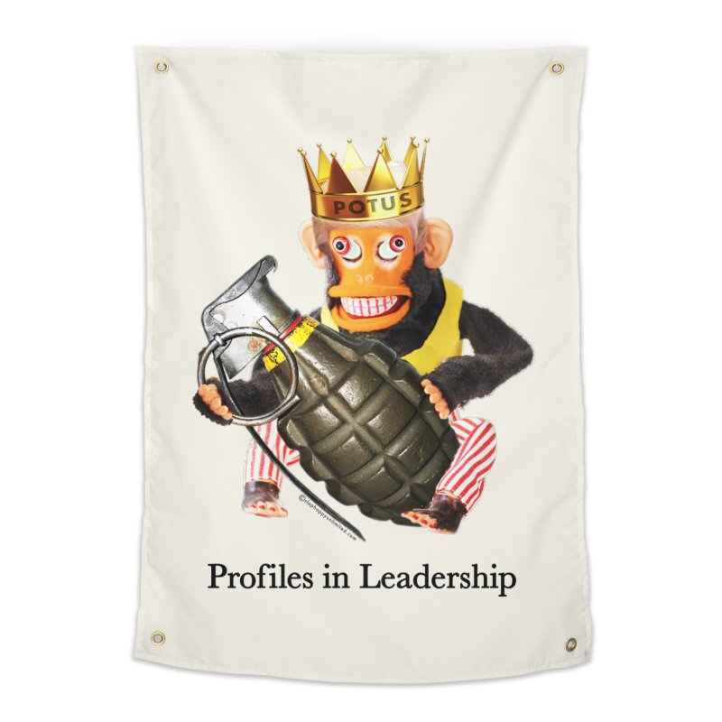 Profiles in Leadership Home Tapestry by Slap Happy Ultd Emporium