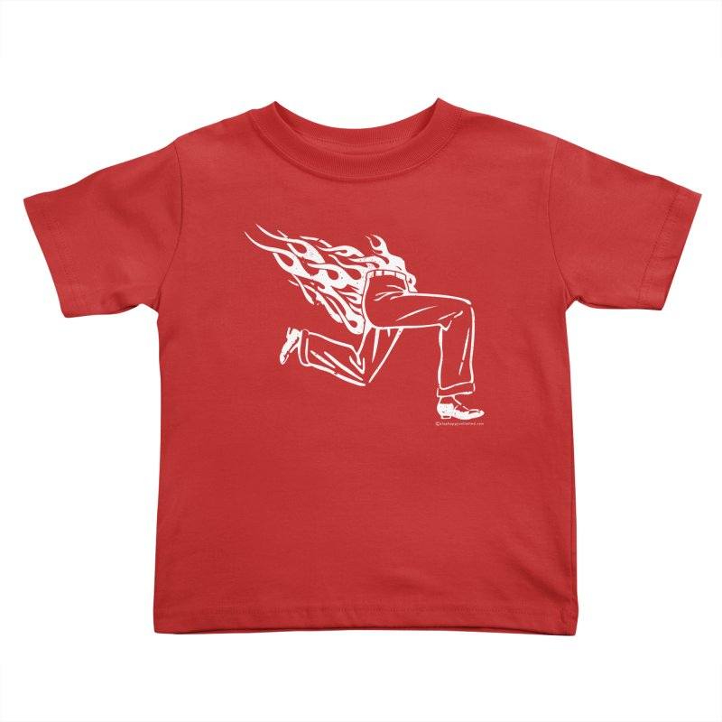 LYING LIARS LIE v2 Kids Toddler T-Shirt by Slap Happy Ultd Emporium