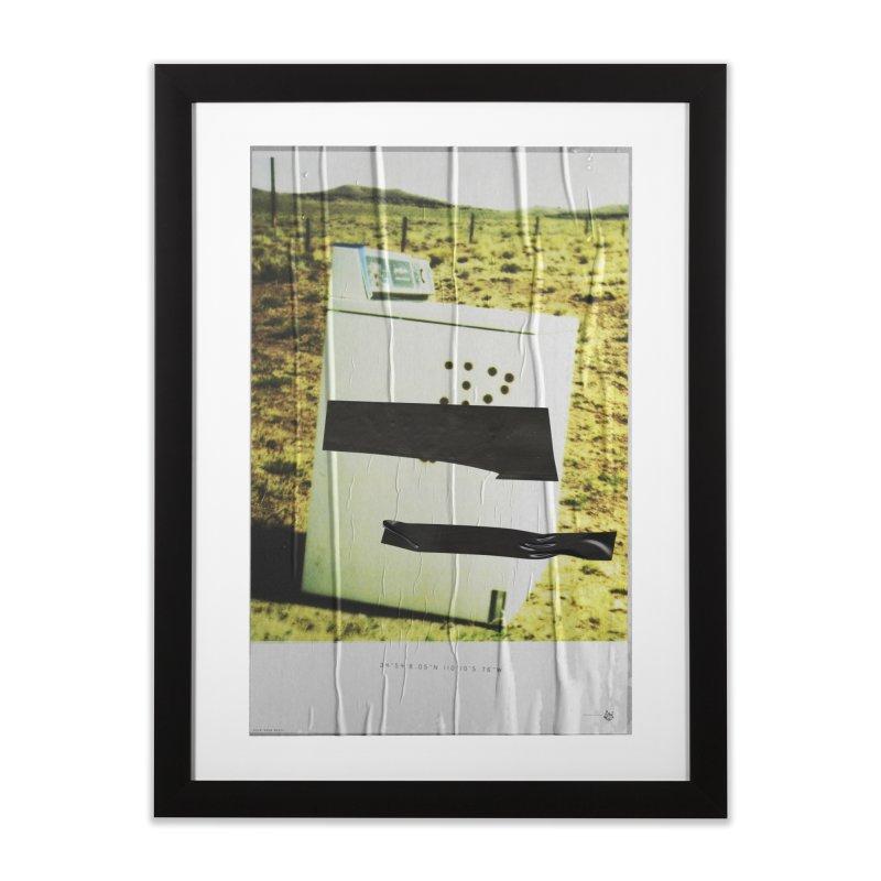 FrontierJustice Home Framed Fine Art Print by shuSHOP