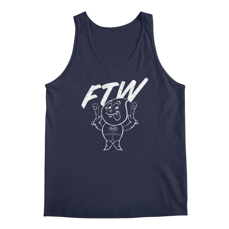 FTW dudes Tank by shuSHOP