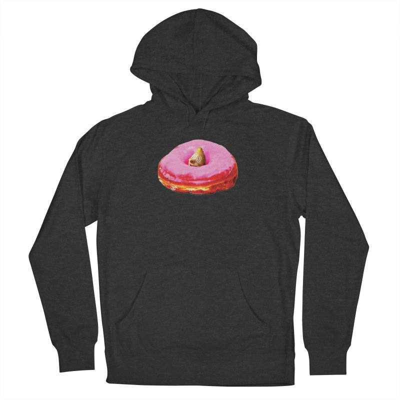 Eat Pink! Women's French Terry Pullover Hoody by Slap Happy Ultd Emporium
