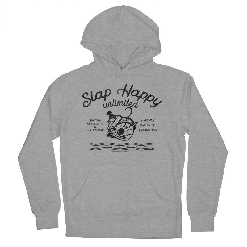 SHU Esparonto Women's French Terry Pullover Hoody by Slap Happy Ultd Emporium