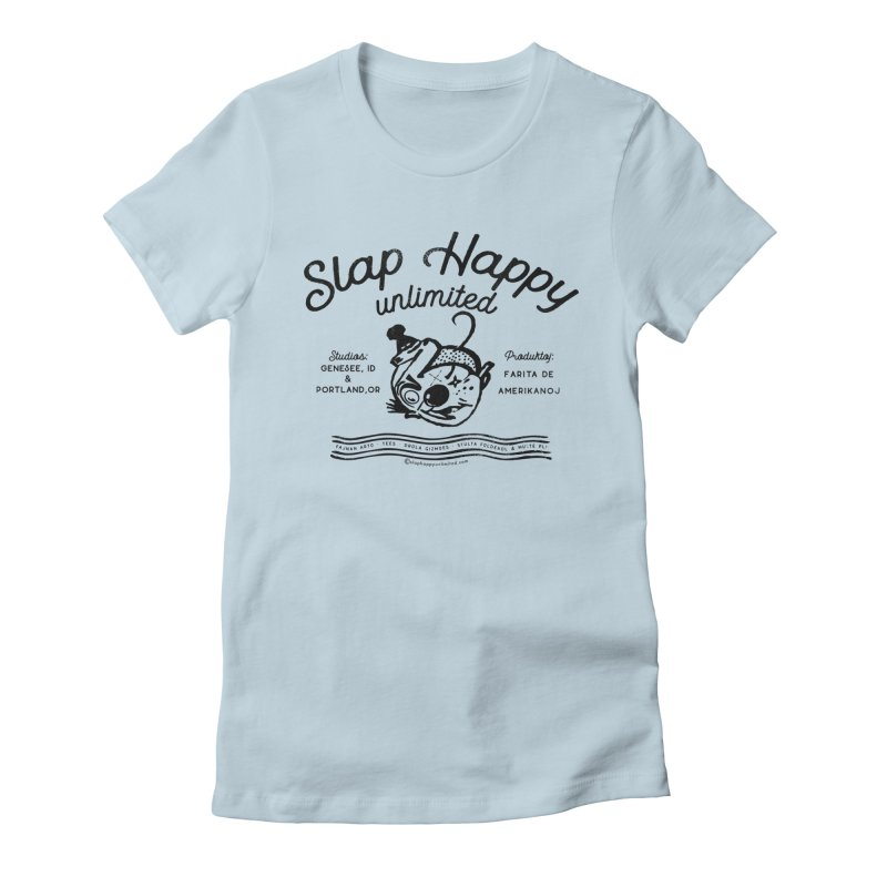 SHU Esparonto dudettes T-Shirt by shuSHOP