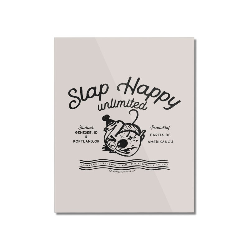 SHU Esparonto Home Mounted Acrylic Print by shu SHOP