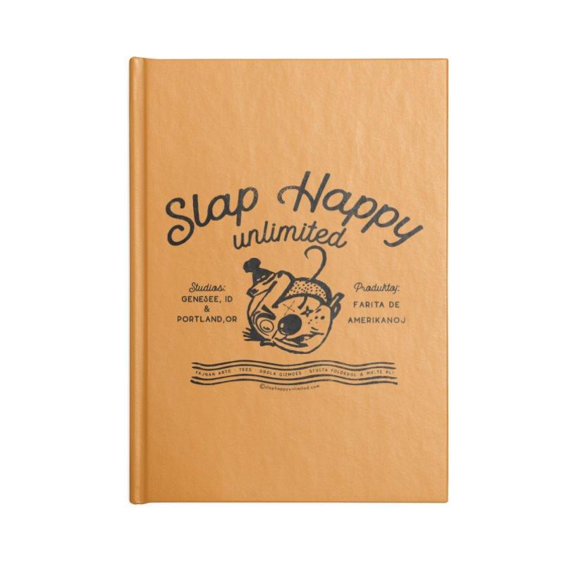 SHU Esparonto extra stuff Notebook by shuSHOP