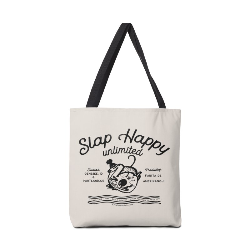 SHU Esparonto Accessories Tote Bag Bag by Slap Happy Ultd Emporium