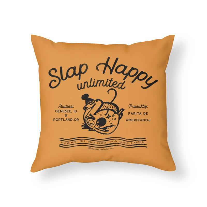 SHU Esparonto Home Throw Pillow by shuSHOP