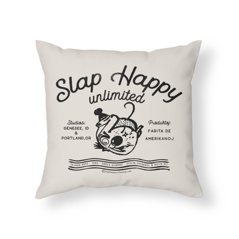 SHU Esparonto Home Throw Pillow by shu SHOP