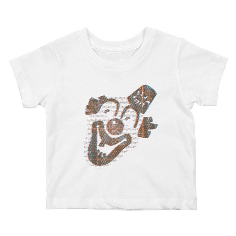 Hyuk Hyuk Hyuk Kids Baby T-Shirt by Slap Happy Ultd Emporium