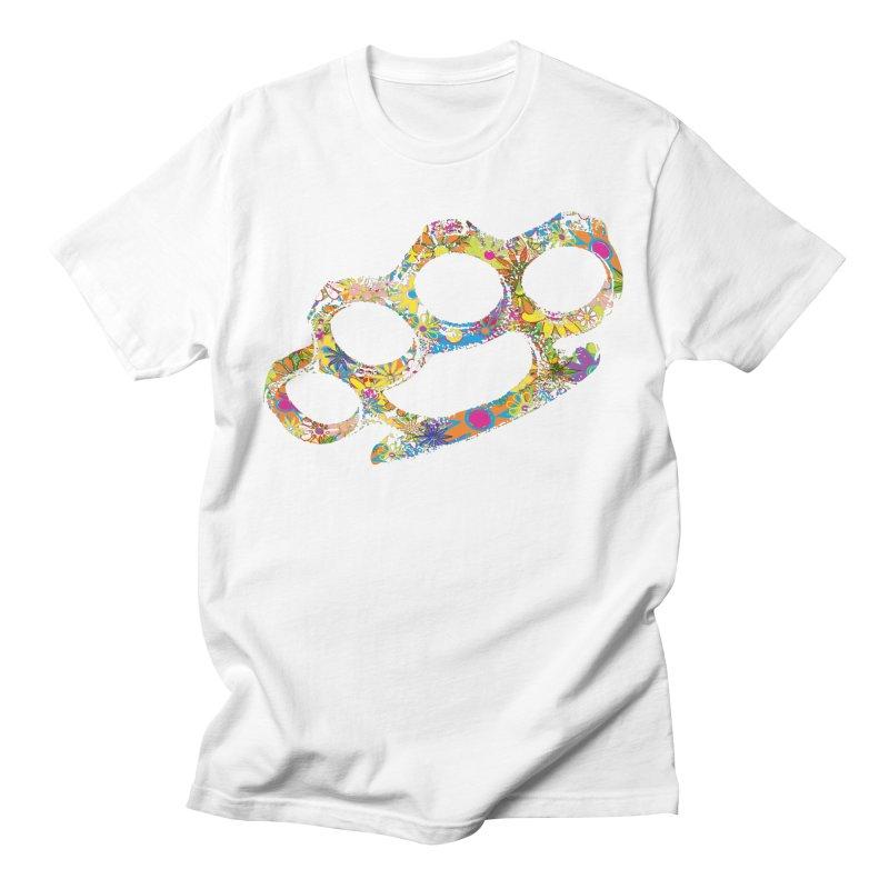 Flower Power y'all! Women's Regular Unisex T-Shirt by Slap Happy Ultd Emporium