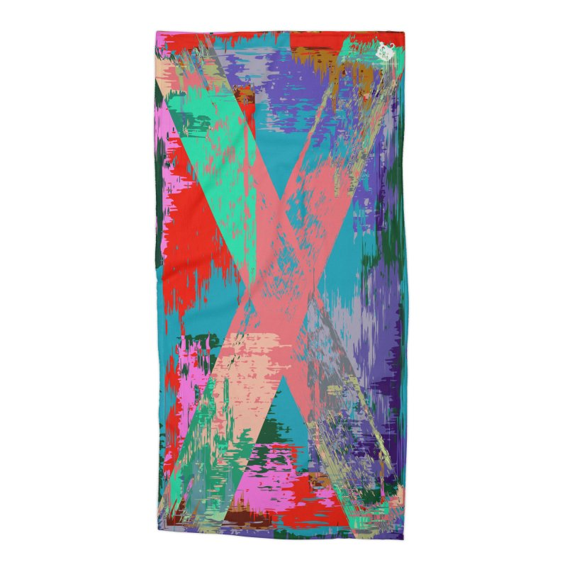 Umarmungen und Küsse Herr Richter. Accessories Beach Towel by Slap Happy Ultd Emporium