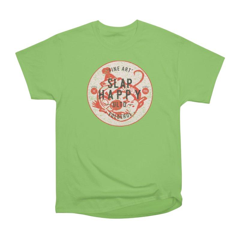 Crack is Whack Men's T-Shirt by Slap Happy Ultd Emporium