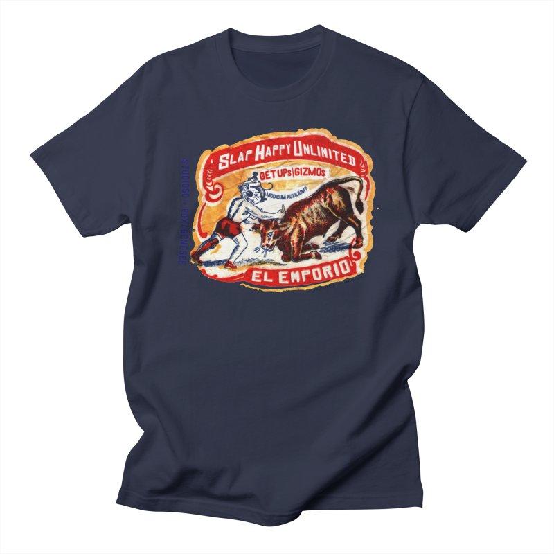 El Emporio Men's Regular T-Shirt by Slap Happy Ultd Emporium