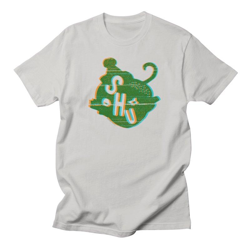 SHUWHAAAA? Women's Regular Unisex T-Shirt by Slap Happy Ultd Emporium