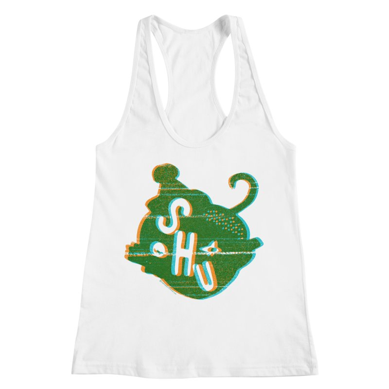 SHUWHAAAA? Women's Racerback Tank by Slap Happy Ultd Emporium
