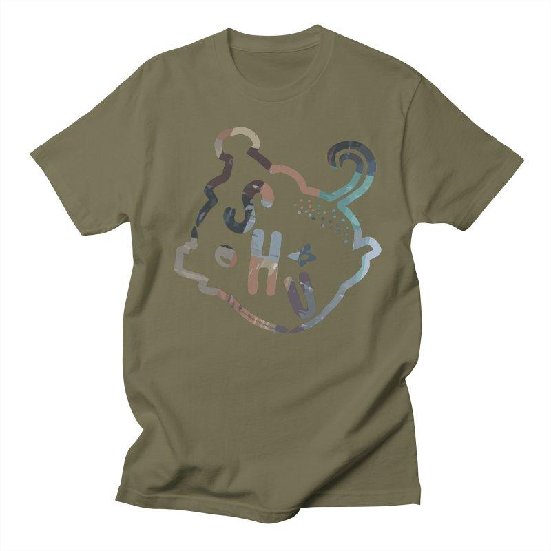 SIN-O-LEUM Men's Regular T-Shirt by Slap Happy Ultd Emporium