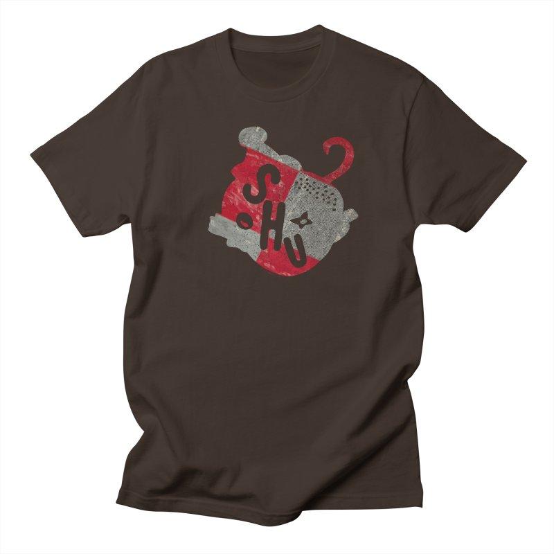SIN-O-LEUM DOS Men's Regular T-Shirt by Slap Happy Ultd Emporium