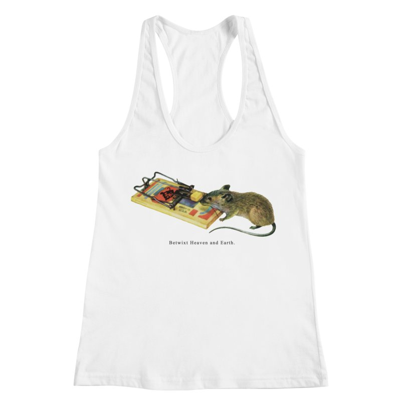 X iZ 10 ScHALL Women's Racerback Tank by Slap Happy Ultd Emporium