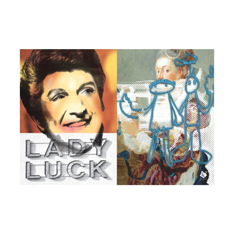 LADY LUCK by Slap Happy Ultd Emporium